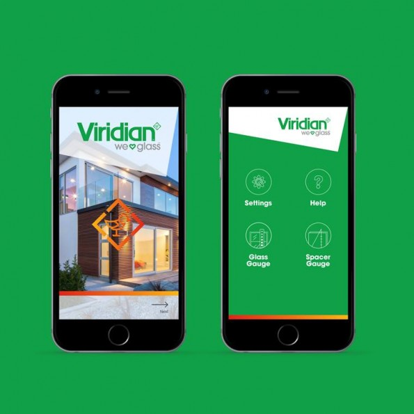 Viridian Glass App Launched