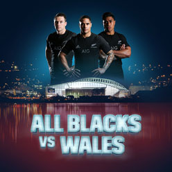 All Blacks vs Wales