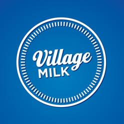 Village Milk Branding